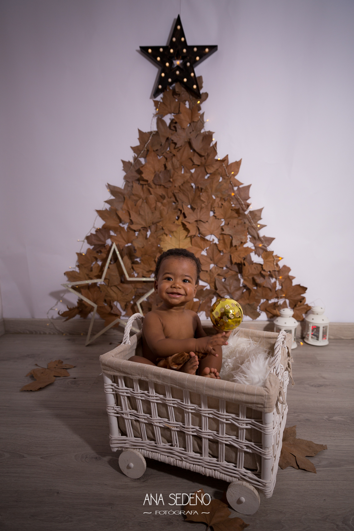 Ana Sedeño Fotógrafa Infantil