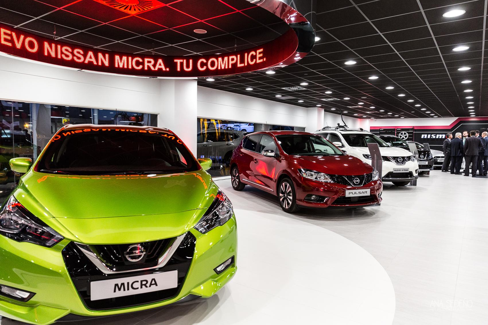 Inauguración Nissan-Concesol Marbella