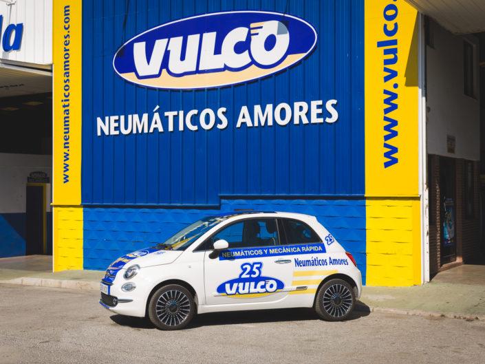 VULCO - NEUMÁTICOS AMORES